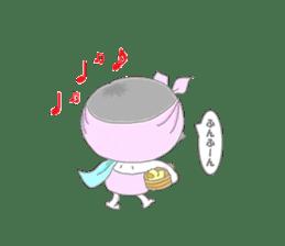Sensyuu girl sticker #2126429