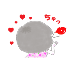 Sensyuu girl sticker #2126434