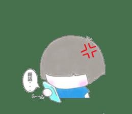 Sensyuu girl sticker #2126437