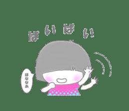 Sensyuu girl sticker #2126439
