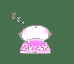 Sensyuu girl sticker #2126445
