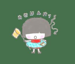 Sensyuu girl sticker #2126448
