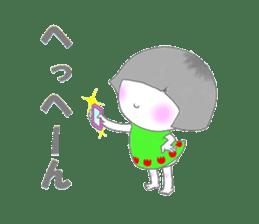 Sensyuu girl sticker #2126452