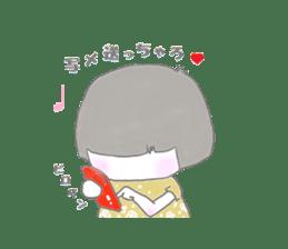 Sensyuu girl sticker #2126454