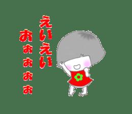 Sensyuu girl sticker #2126456