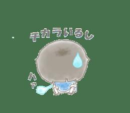 Sensyuu girl sticker #2126459