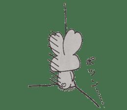 Love bunny sticker #2128211