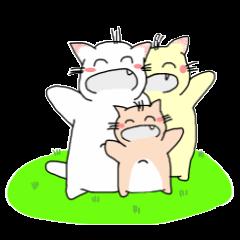 Playful cat. (KoiTaro) Family