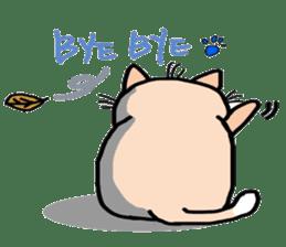 Playful cat. (KoiTaro) Family sticker #2128311