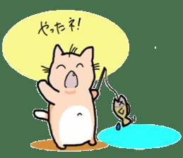 Playful cat. (KoiTaro) Family sticker #2128327