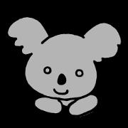 สติ๊กเกอร์ไลน์ And I'm koala