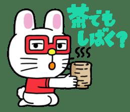 Mimiy Moshi Kyara sticker #2128596