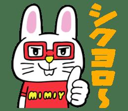 Mimiy Moshi Kyara sticker #2128600