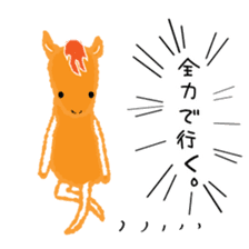 Mofumofu animals.And cat and rabbit. sticker #2128931