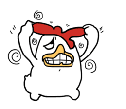 Fighting Cook's various emotion sticker #2131066