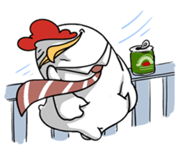 Fighting Cook's various emotion sticker #2131070