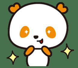HAPPY PANDA Aimu sticker #2131084