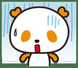 HAPPY PANDA Aimu sticker #2131086