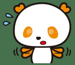 HAPPY PANDA Aimu sticker #2131087