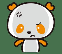 HAPPY PANDA Aimu sticker #2131088