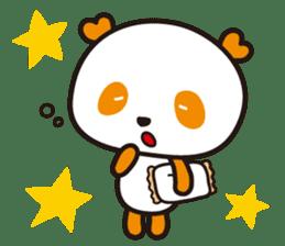 HAPPY PANDA Aimu sticker #2131104