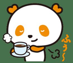 HAPPY PANDA Aimu sticker #2131116