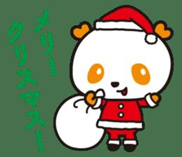 HAPPY PANDA Aimu sticker #2131119