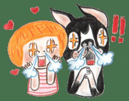 CHLOE&BO sticker #2131491