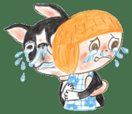 CHLOE&BO sticker #2131501