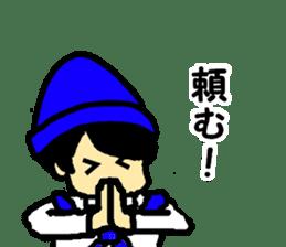 Japanese university students sticker #2132161