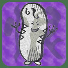 Mr Hot Dog sticker #2133913