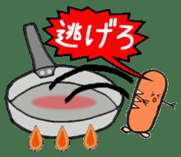 Mr Hot Dog sticker #2133914