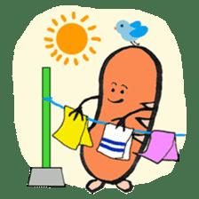 Mr Hot Dog sticker #2133923