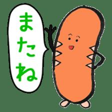 Mr Hot Dog sticker #2133943