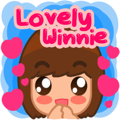 Lovely Winnie by Viccvoon