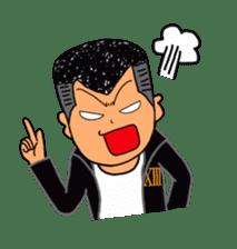 THIRTEEN JAPAN Big brother Sticker sticker #2134314