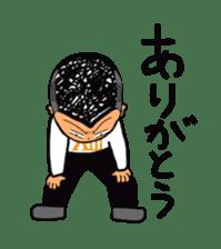 THIRTEEN JAPAN Big brother Sticker sticker #2134330