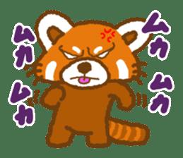 My Red Panda sticker #2134475