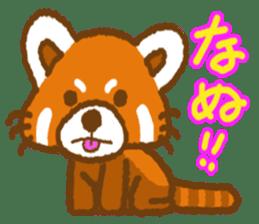 My Red Panda sticker #2134478