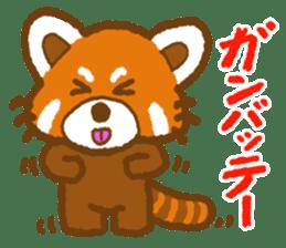 My Red Panda sticker #2134488