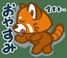 My Red Panda sticker #2134491
