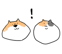 SHIBASUKE and MIKEKITI sticker #2135834