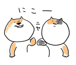 SHIBASUKE and MIKEKITI sticker #2135858