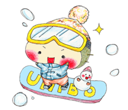 UNIBOU'S LIFE 2 sticker #2136256