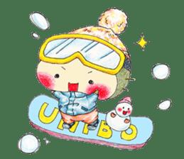 UNIBOU'S LIFE 2 sticker #2136256
