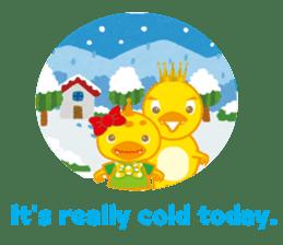 Baby Rex.(English version) sticker #2136471