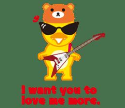 Baby Rex.(English version) sticker #2136479