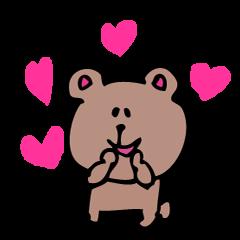 Happy Animal Stickers