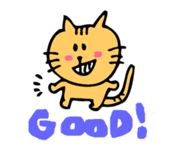 Happy Animal Stickers sticker #2137137