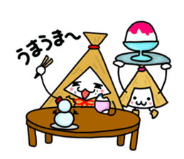Yukinko and Koyuki sticker #2137266